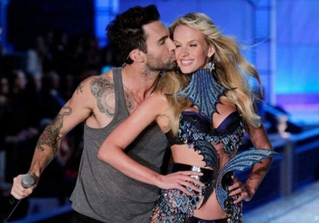 Анна Вьялицына Вряд лиинтеллигентные родители-врачи могли предположить, что их дочь будет встречаться с Лео Ди Каприо и Адамом Левином из Maroon 5.