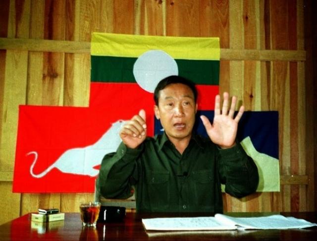 """Хун Са. Наркоторговец по кличке """"Опиумный король"""" и """"Принц Смерти"""" - один из лидеров бирманской оппозиции, который не только создал успешный наркобизнес, но и организовал своеобразное государство в государстве на границе Мьянмы, Лаоса и Тайланда."""