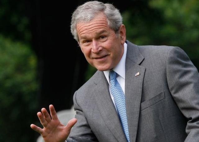 """Ну а порой движение мысли президента США просто не возможно понять: """"Вы свободны! Свобода прекрасна! Но, знаете, требуется время, чтобы восстановить хаос и порядок - порядок отдельно от хаоса. Но мы это сделаем!"""""""
