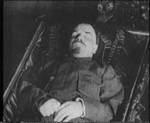 Минибаев во время следствия признался, что собирался разрушить гроб с телом Ленина аж с 1949 года и специально прилетел в Москву из Узбекистана, чтобы выполнить задуманное.