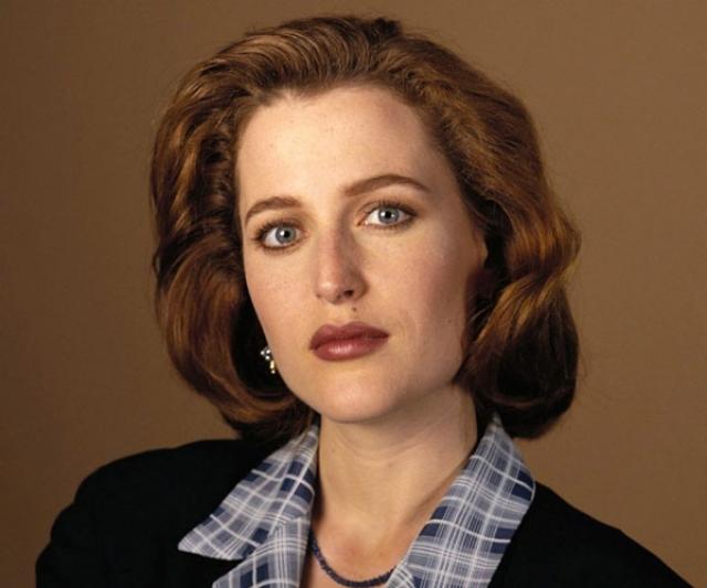 Джиллиан Андерсон. Для актрисы роль в сериале стала дебютом, зато потом заманчивые предложения буквально посыпались на нее.