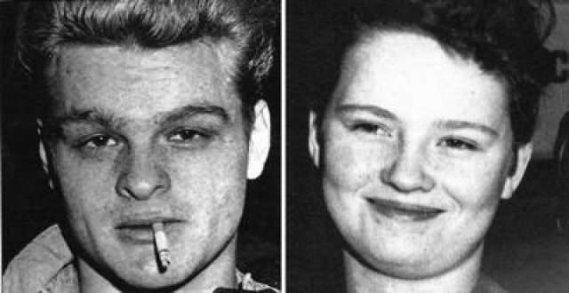 Их поймали 29 января 1958 года в Вайоминге. Старквезер получил смертельный приговор, Фьюгейт - пожизненное. Однако в 1976 году Фьюгейт вышла на свободу и сейчас живет в Мичигане.