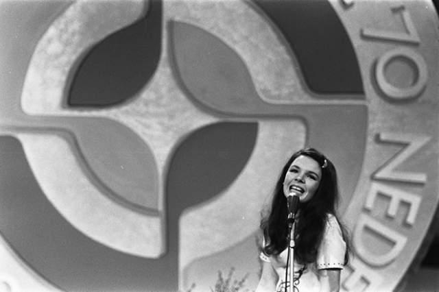 "Дана , Ирландия (""All Kinds of Everything""), 1970 год"
