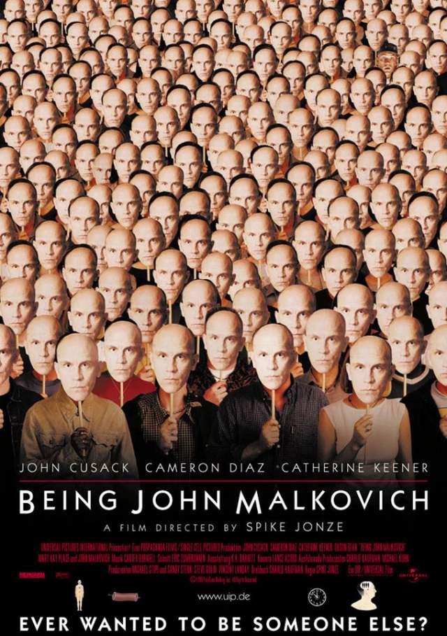 """11. Джон Малкович Что в голове у двукратного номинанта """"Оскара"""" Джона Малковича? Этим вопросом некогда заинтересовались создатели эксцентричной трагикомедии """"Быть Джоном Малковичем""""."""