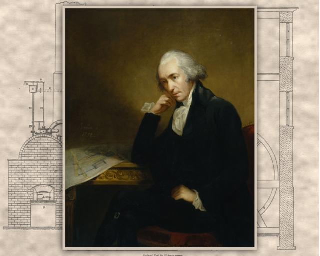Именно Джеймс Вaтт во всем мире считается изобретателем паровоза.