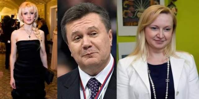 Виктор Янукович и женщины Виктору Януковичу приписывают романы как минимум с двумя женщинами.