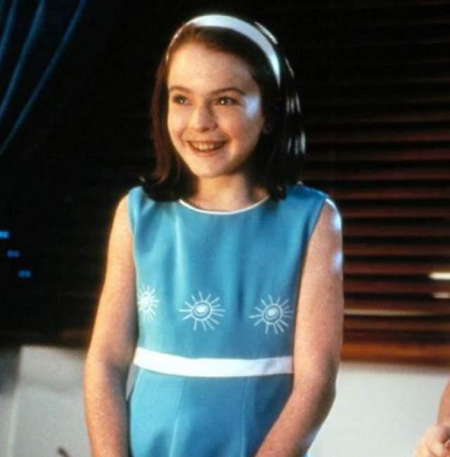 """Линдси Лохан - """"Ловушка для родителей"""" (1988)"""