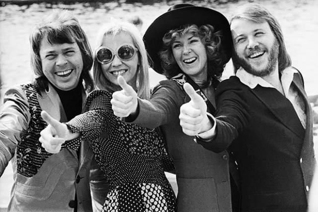 "ABBA , Швеция (""Waterloo""), 1974 год"