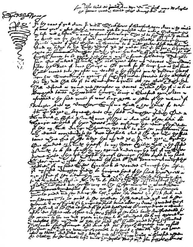 В итоге завещание оказалось чуть ли не единственным неоспоримым документом, который доказывает существование Шекспира вообще.