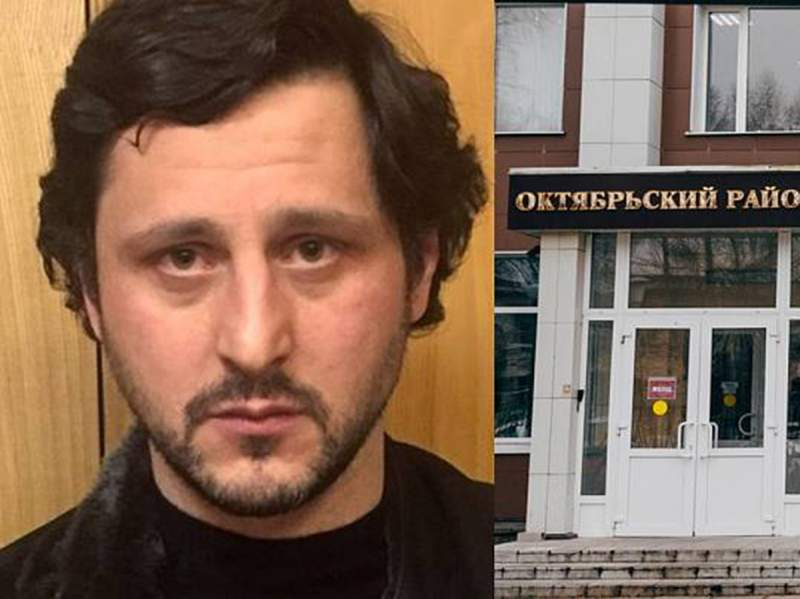 Во Владимире вор в законе Леван Сухумский отпросился в суде в туалет и сбежал