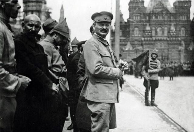 В дальнейшем он искал убежище в таких странах как Франция, Турция, Норвегия. И нашел его лишь в Мексике в 1937 году.