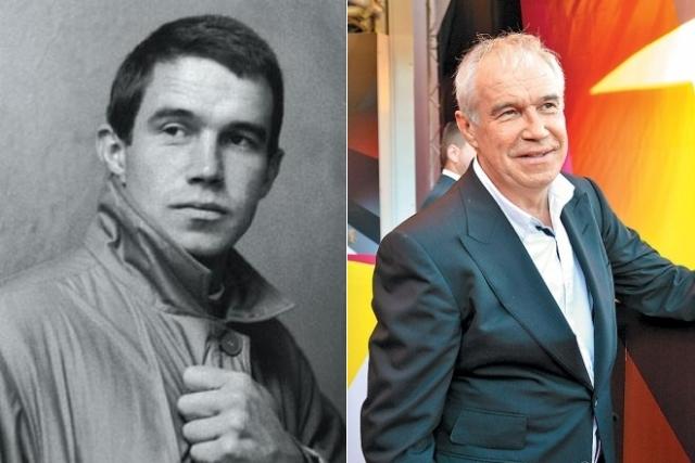 """После учебы он был принят в труппу московского театра """"Современник"""", наиболее активно сниматься Гармаш стал в 90-е, а в 2000-е его востребованность только возросла."""