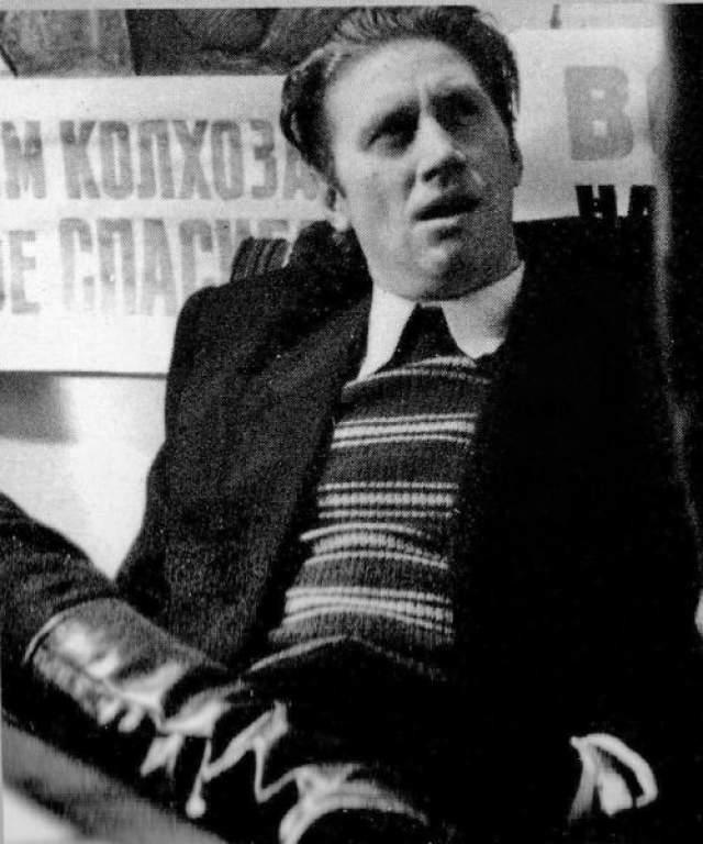 """""""Место встречи изменить нельзя"""" - 1979 Жеглов мог бы быть таким. Фотопроба Юрия Кузьменкова."""