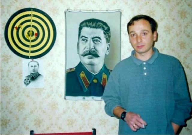 Виссарион Джугашвили. Второй сын Евгения, правнук Сталина. Грузинский режиссер документальных фильмов.