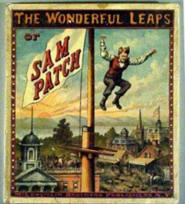 В октябре 1829 года, Сэм Пач , называвший себя Янки Липером, прыгнул с водопада «Подкова» и стал первым известным человеком, который пережил это падение.
