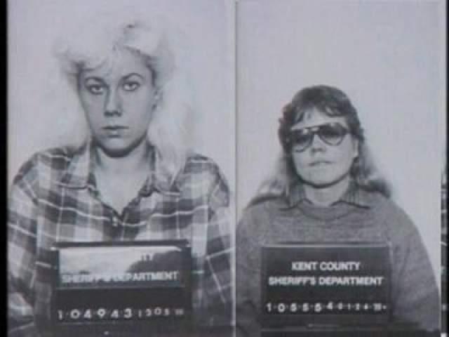 Гвендолин Грэм и Кэтрин Мей Вуд Эти две женщины встретились в доме престарелых в Гранд-Рапидс, штат Мичиган, и сразу же стали парой. Но обычного секса молодым лесбиянкам было недостаточно. Сначала они душили друг друга во время секса, но вскоре это им наскучило.