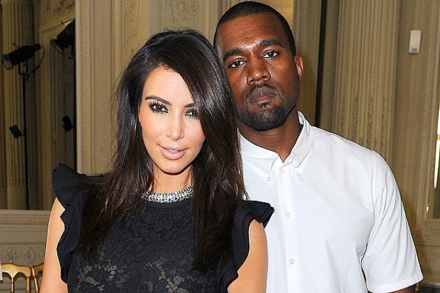 Ким Кардашьян и Канье Вест. Пожалуй, самый известный брак нынешнего шоу-бизнеса.. Ким наполовину армянка, на четверть шотландка и голландка, а ее супруг – афроамериканец.