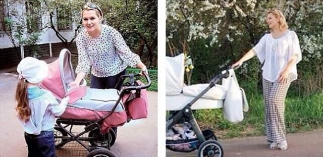 Мария Порошина - родила четвертую дочь в 42 года. Как и Судзиловская, актриса родила в начале 2016 года. У них с мужем Ильей Древновым родилась дочь, которую назвали Глафирой.