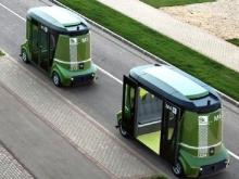 MatrЁshka: первый беспилотный автобус запустят на Дальнем Востоке