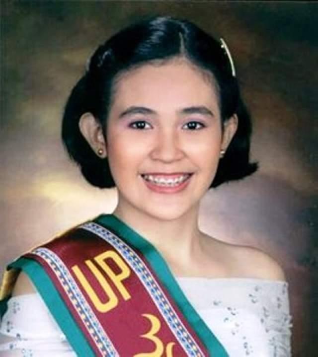 Микаэла Ирэн Фудолиг Микаэла в 11 лет стала студенткой Филиппинского университета. В 16 лет она получила диплом с отличием и степень бакалавра физических наук. За особые успехи в учебе, руководство университета выбрали Микаэлу для произнесения прощальный речи выпускников. В настоящий момент девочка уже работает профессором в этом же университете. Ее сфера деятельности - эконофизика, т.е. математическое моделирование поведения в системах и биологические системы.