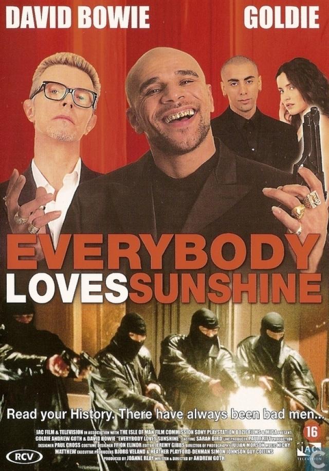 """""""Понты"""" . Дословный перевод названия картины """"Everybody Loves Sunshine"""" - """"Все любят солнечный свет""""."""