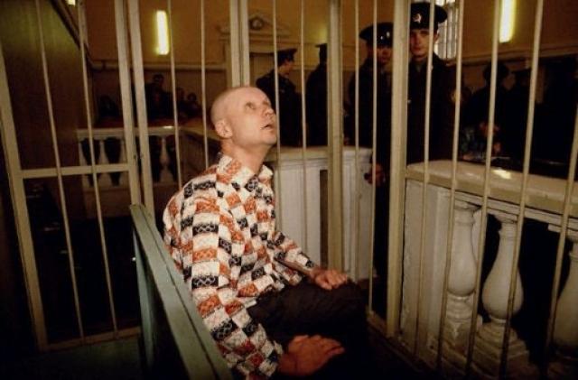 Суд над убийцей начался 14 апреля 1992 года.