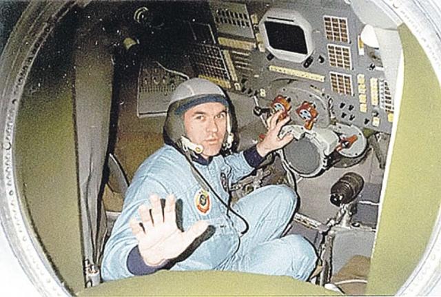Когда Кричевский готовился к первому полету в космос, коллега сообщил ему, что при нахождении в космосе человек может быть подвержен фантастическим грезам наяву, которые наблюдали многие космонавты.