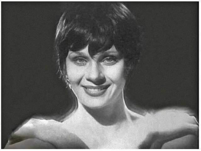 """""""Мы из джаза"""" - 1983 Фотопробы Любови Полищук на роль Кэт."""
