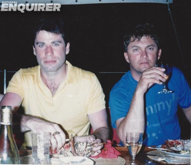Готтерби проходил собеседование с Джоном в феврале 1981 года, а уже к октябрю их связывали совсем не служебные отношения.