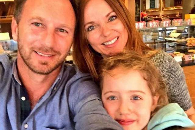 В 2015 году Хорнер и Холлиуэлл сыграли свадьбу, вскоре родилась их дочь, которую Джерри уже ожидала, а в январе 2017 года она родила супругу сына Монти. Хорнер продолжил общаться с бывшей женой и регулярно навещает их общую дочь.
