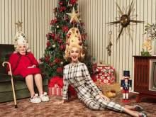 Баня, елка и шампанское: как знаменитости отметили новогодние праздники