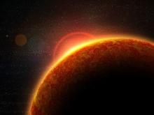 Астрономы NASA рассекретили фотоснимок НЛО, заряжающегося от Солнца