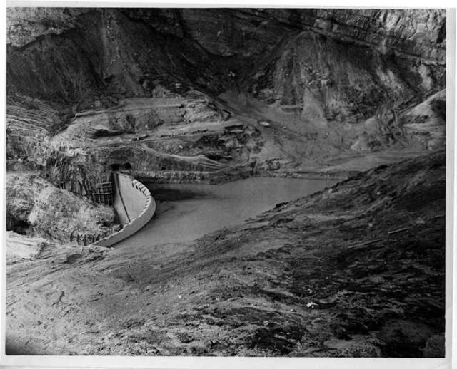 Водохранилище было в значительной степени засыпано оползнем, что сделало полностью невозможным эксплуатацию ГЭС по назначению, даже если бы у правительства Италии вдруг вновь появились такие планы.