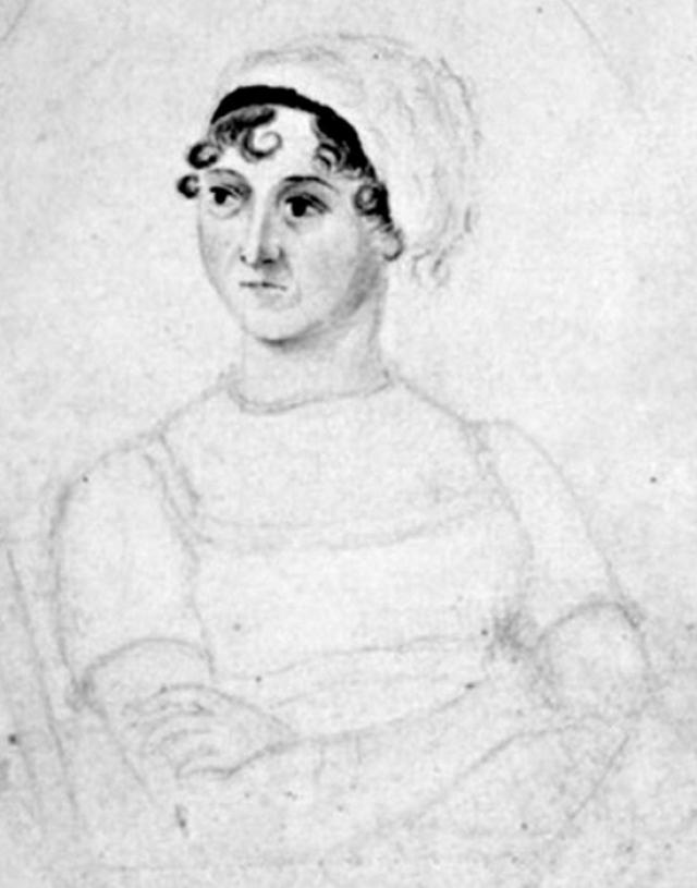 Джейн Остин. Британская писательница, хоть и поведала миру красивейшие истории любви, сама не познала счастья.