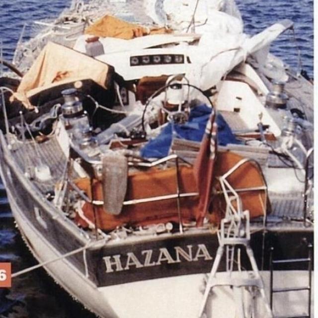 К счастью парусник вернулся в нормальное положение. Тами соорудила временную мачту, проложила маршрут к Гавайям и проплыла полторы тысячи миль с минимумом еды и воды. Через 40 дней она вошла в гавань Хило, а потом добралась и до порта назначения.