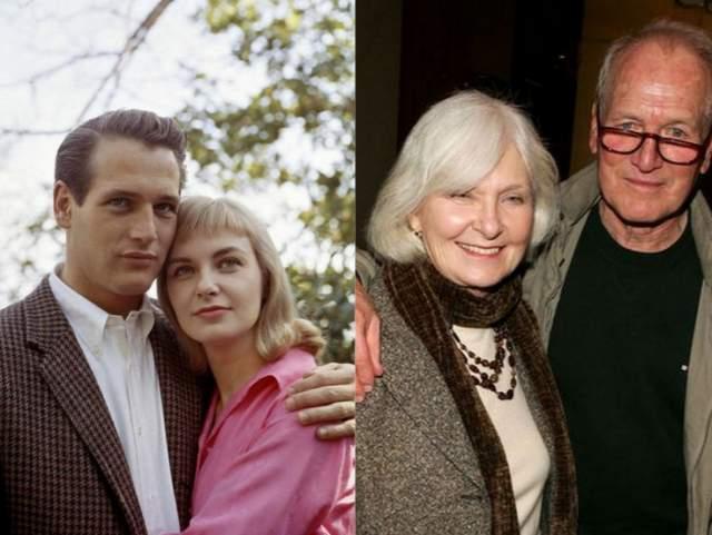 В 2008 году, в январе, пара отметила золотую свадьбу, а в сентябре оскароносный актер скончался от рака. Джоан живет до сих пор в том же доме в Коннектикуте.