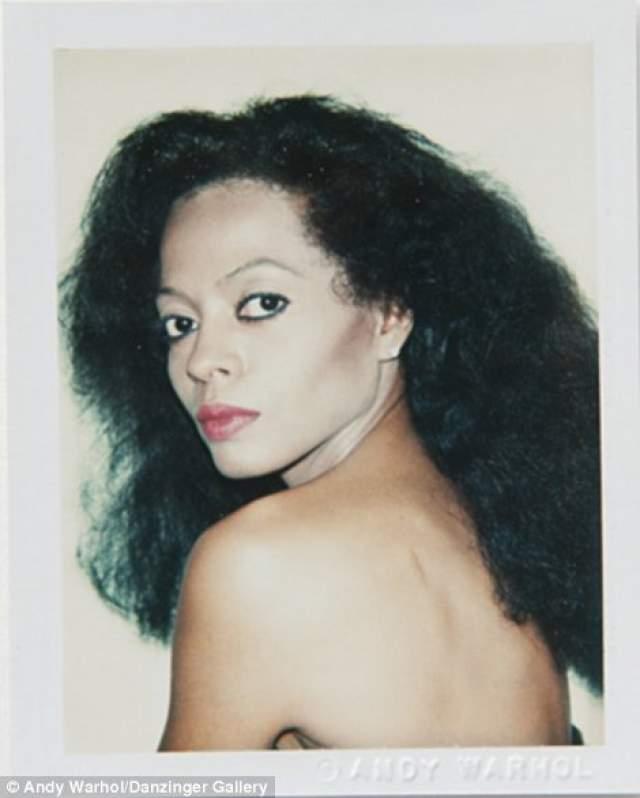 """Дайана Росс , певица, автор песен, актриса, продюсер. В 1960-х - участница группы """"The Supremes""""."""