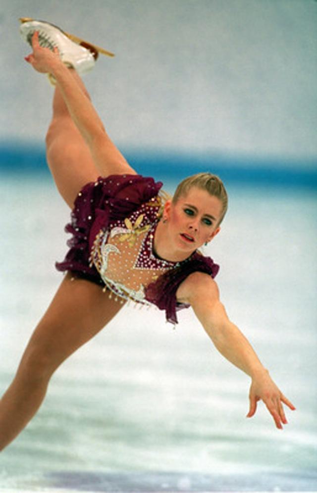Тоня Хардинг. Американская фигуристка-одиночница в 1991 году выиграла чемпионат США и заняла второе место на чемпионате мира.