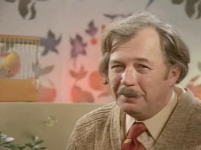 Умер актер 24 декабря 1995 года. Похоронен на Троекуровском кладбище.