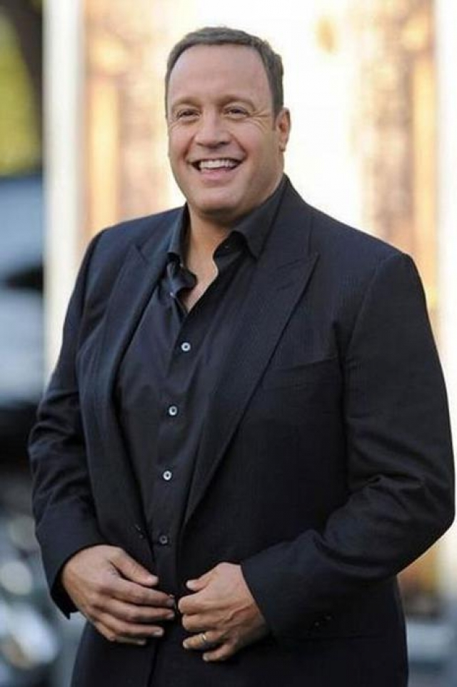 Кевин Джеймс. Актер-комик снялся почти в 20 кинокартинах и сериалах.