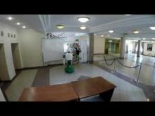 В Перми робот спас девочку от падающего стеллажа (ВИДЕО)
