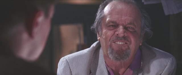 """Джек Николсон. Во время работы над ролью криминального авторитета в триллере """"Отступники"""" (2006), Николсон решил, что его герой должен быть одержим сексом."""