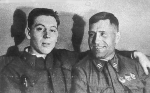 С трудом окончив девять классов, поступил в военную школу летчиков. Ему везде была открыта дорога. Но с 15 лет отпрыск Сталина начал выпивать. При этом Василий панически боялся отца.