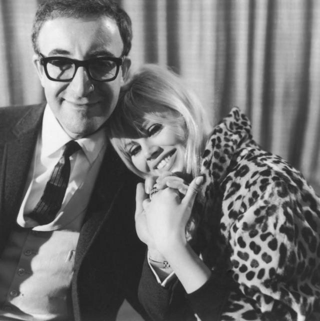 """Питер Селлерс. Британский комик рассказал о своем околосмертном опыте партнерше по фильму """"Будучи там"""", Ширли Маклейн."""