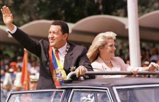Марисабель Родригес стала заниматься политикой и возглавила оппозиционное течение, отказавшись поддерживать концентрацию власти в одних руках.