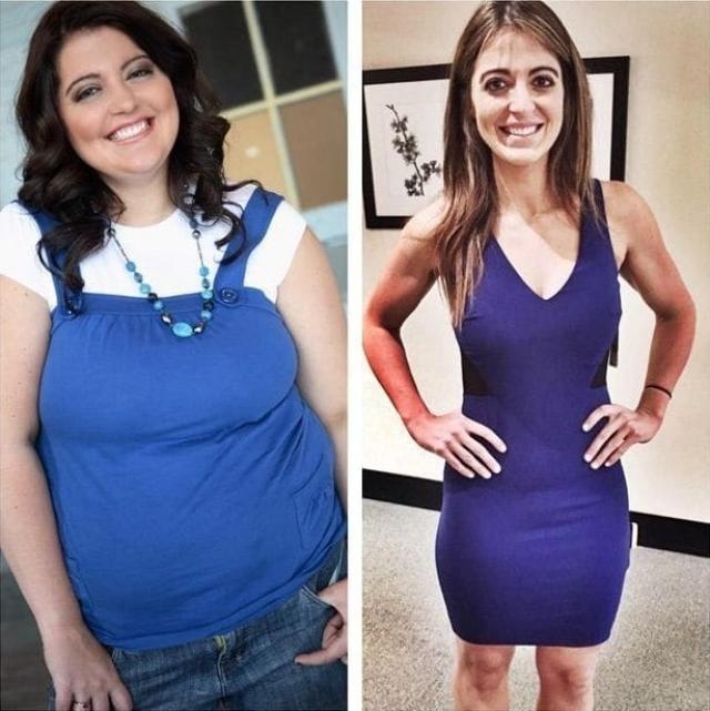 С их помощью за два года Коннер Ренш удалось потерять 60 кг.