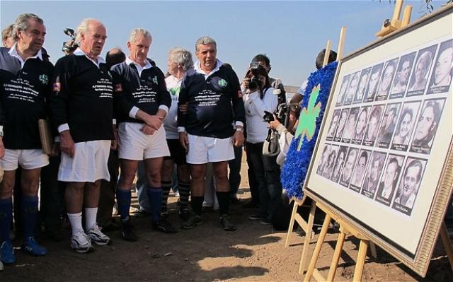 """13 октября 2007 года в Монтевидео прошёл матч между клубом """"Old Cristians"""" и сборной Чили."""
