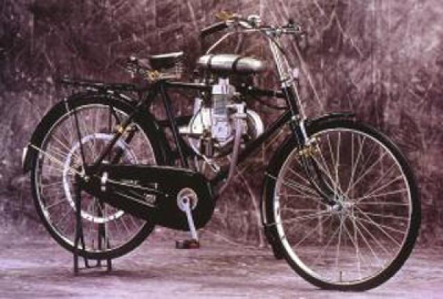 Путь к марке Honda был прост: механик-самоучка устанавливал на обычные велосипеды маломощные моторы, применявшиеся во время войны на бензиновых электростанциях.