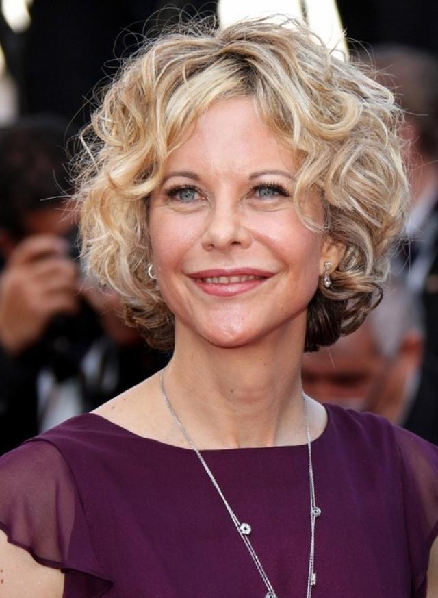 Мег Райан. Героиня многих романтических комедий, Мег Райан когда-то была милой блондинкой. К этому образу и привыкли поклонники.
