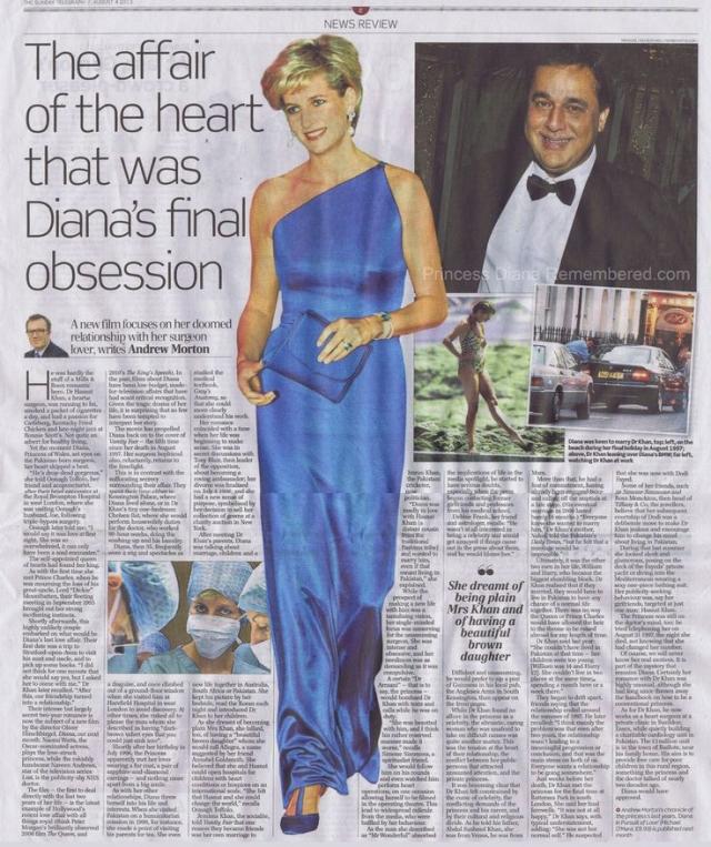В сентябре 2013-го редактор Vanity Fair Сара Эллисон также написала статью об их отношениях, которые якобы имели место в 1995–1997 годах.